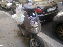 Waste in Paris?!