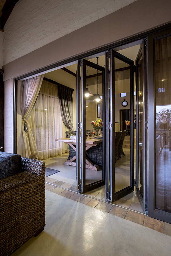Sliding Folding Aluminium Doors | Glass Aluminium Products ...