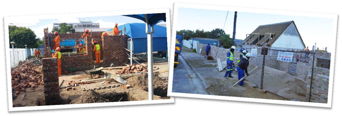 BUILDING & CONSTRUCTION | What We Do | , Western Cape