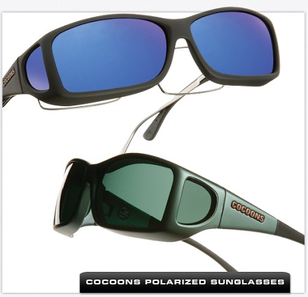 05298d4d4a ... the temple shape for an exact fit that is extremely comfortable and  secure. All Cocoons sunglasses feature a manufacturer s limited lifetime  warranty.